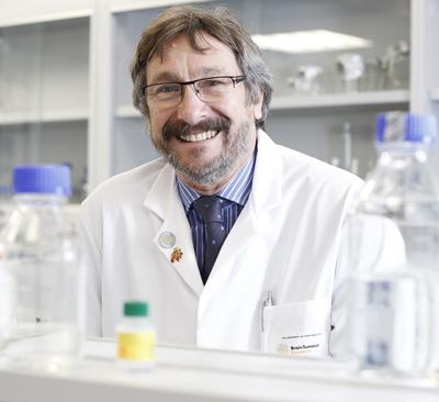 Session Chair – Professor Geoff Pilkington